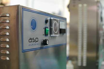 Tecnovino ozono vino Asp Asepsia 3