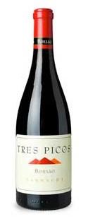 Tecnovino tres vinos espanoles Robert Parker