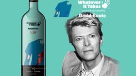 El vino de David Bowie, objeto de culto