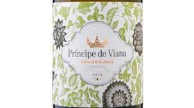 Se estrena un vino singular, Príncipe de Viana Edición Blanca