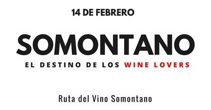Tecnovino San Valentin vino Somontano