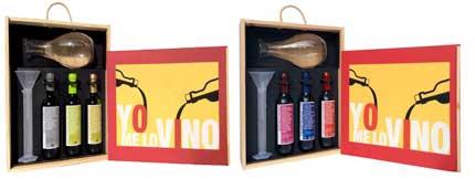 Tecnovino San Valentin vino Yomelovino