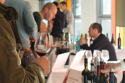 Tecnovino Wine Mission Hamburgo
