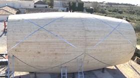 El barril más grande del mundo se ha expuesto en Vinisud
