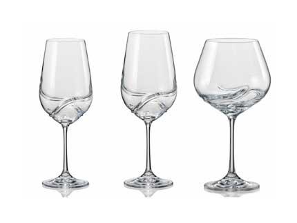 Tecnovino copas oxigenacion del vino Turbulence 1