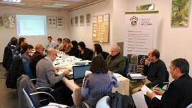 La reunión en el ICSuro del subcomité de Aenor, Madera y Corcho, avanza en la normalización