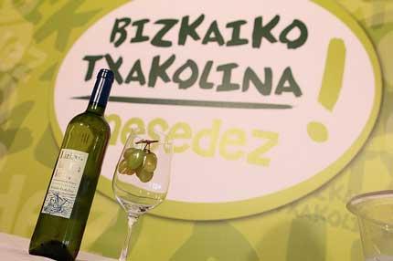 Tecnovino BIzkaiko Txakolina hitos 2015 1