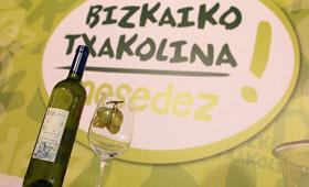 Tecnovino BIzkaiko Txakolina hitos 2015 280x170
