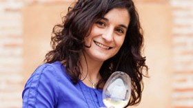 Ana Portela, de Javier Sanz Viticultor, triunfa en un curso de sumilleres