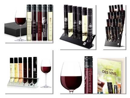 Tecnovino Nespresso del vino monodosis D-Vine 4