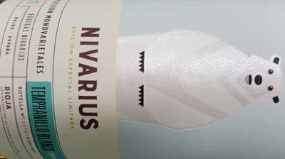 Tecnovino Nivarius Tempranillo Blanco Bodegas Nivarius Palacios Vinoteca 2