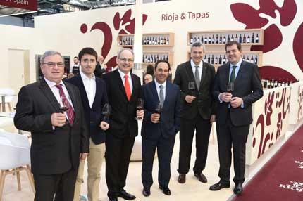 Tecnovino Prowein 2016 Rioja