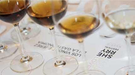 Tecnovino Sherry Festival Valencia vinos Jerez 1