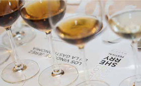Tecnovino Sherry Festival Valencia vinos Jerez 280x170