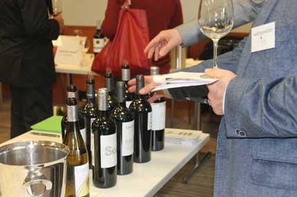 Tecnovino Wine Mission Zurich 2016