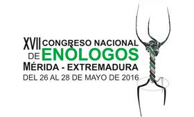 Tecnovino XVII Congreso Nacional de Enologos 280x170
