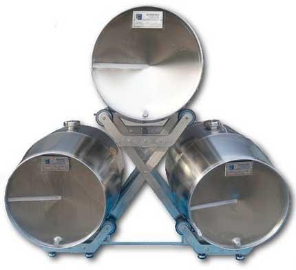Tecnovino barrica inox GD Industries 1
