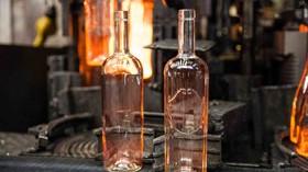 Envases de vidrio de alta costura para vinos premium