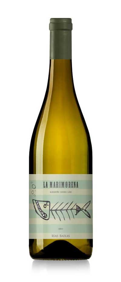 Tecnovino etiquetas de vino La Marimorena