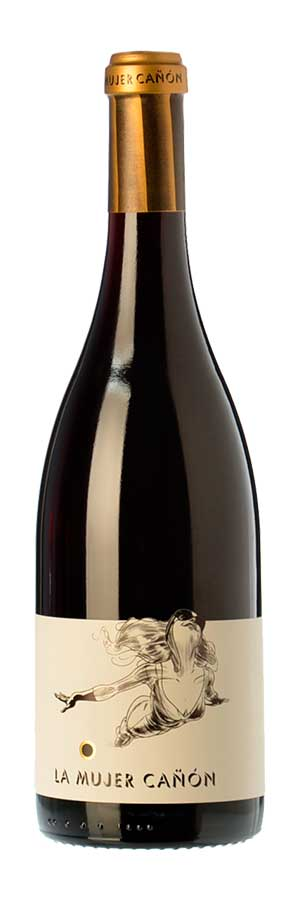 Tecnovino etiquetas de vino La Mujer Canon
