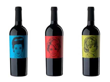 Tecnovino etiquetas de vino Las Hermanas