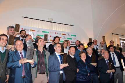 Tecnovino mejores vinos de Espana premios Aepev