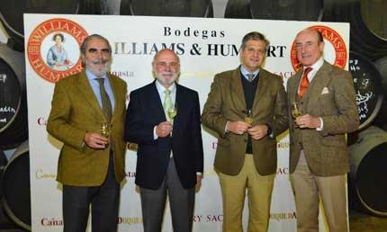Tecnovino vino fino Williams Humbert