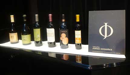 Tecnovino vinos de Jorge Ordonez