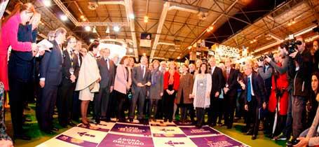 Tecnovino 30 Salon de Gourmets