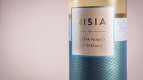 La nueva etiqueta del verdejo de Rueda Nisia 2015