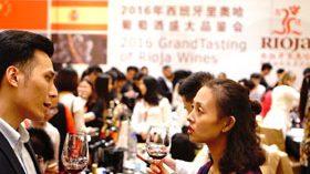 El V Salón de los Vinos de Rioja en China analiza las tendencias de consumo