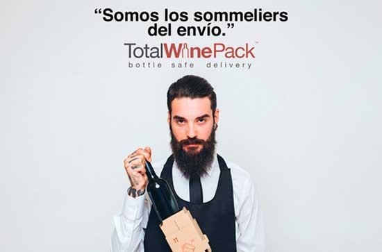 Tecnovino TotalWinePack embalaje de botellas de vino 4