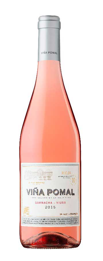 Tecnovino Vina Pomal Rosado 2015 vino