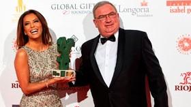Eva Longoria, embajadora del vino de Rioja en Estados Unidos