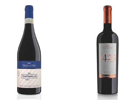 Tecnovino vinos Principe de Viana
