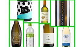Vinos blancos frescos, frutales y presentes en Alimentaria 2016