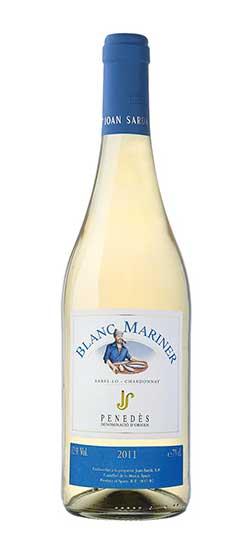 Tecnovino vinos blancos Alimentaria 2016 Blanc Mariner