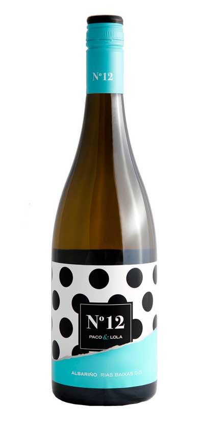 Tecnovino vinos blancos Alimentaria 2016 Paco y Lola