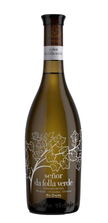 Tecnovino vinos blancos Alimentaria 2016 Senor da Folla Verde