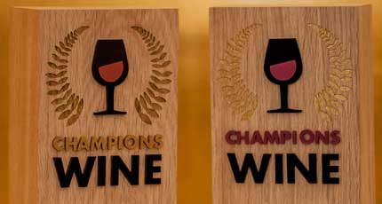 Tecnovino vinos con oro Vinoro 2016