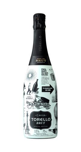 Tecnovino vinos espumosos Alimentaria 2016 Torello