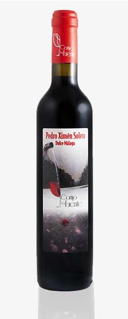 Tecnovino vinos generosos Alimentaria 2016 Pedro Ximen