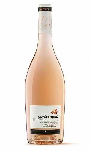 Tecnovino vinos rosados Alimentaria 2016 Altun Rose