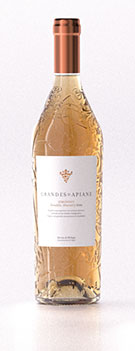 Tecnovino vinos rosados Alimentaria 2016 Grandes de Apiane