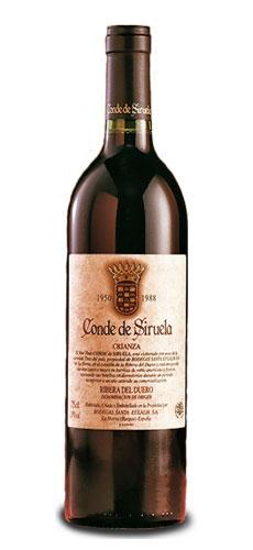 Tecnovino vinos tintos Alimentaria 2016 Conde de Siruela