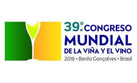 Tecnovino 39 Congreso Mundial de la Vina y el Vino OIV 280x170