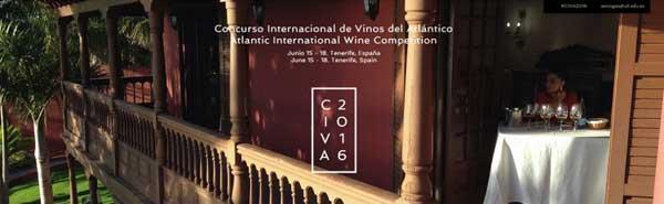 Tecnovino Concurso Internacional de Vinos del Atlantico
