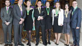 Laurent-Perrier homenajea a la restauración española