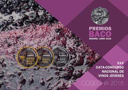 Tecnovino Premios Baco Cosecha 2015 1