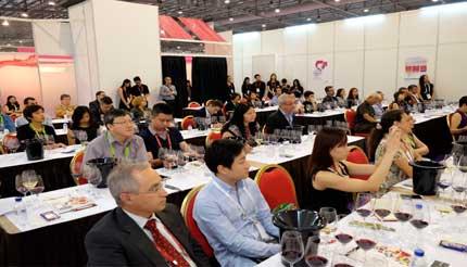 Tecnovino ProWine Asia feria vino 3